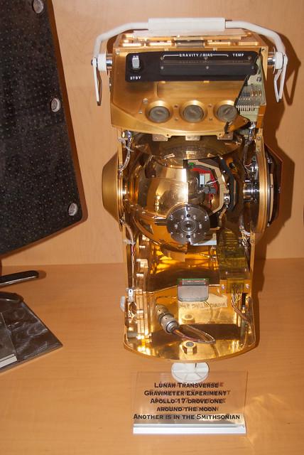 Header of gravimeter