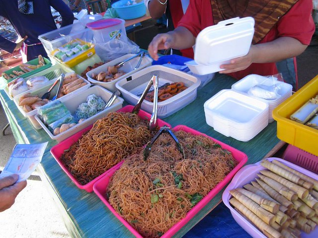 Ramadhan stall 1