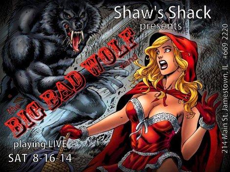 Big Bad Wolf 8-16-14