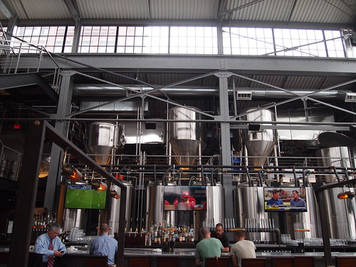 Bar at Bluejacket