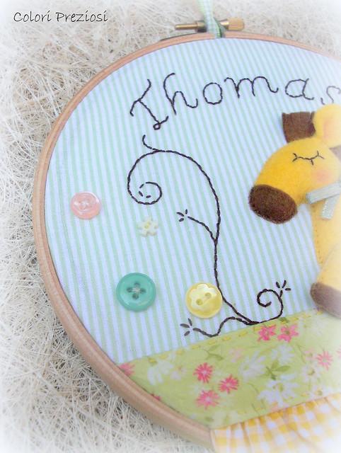 Benvenuto Thomas! ^_^