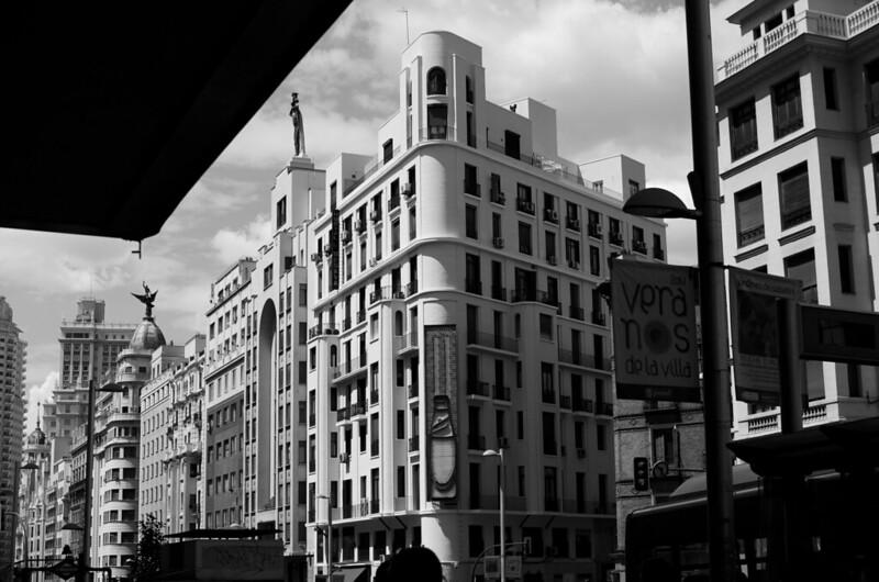 Madrid Photo Diary I