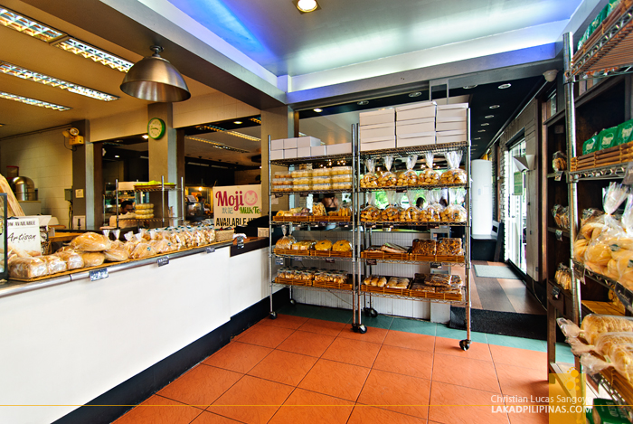 The Bakery at the Panaderia Antonio Restaurant