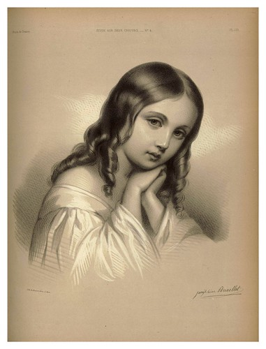 021-Album de l'École de dessin. Journal des jeunes artistes et des amateurs-1851-61-Gallica BNF