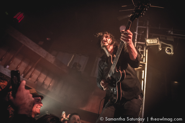 Reignwolf @ The Troubadour, LA 8/13/14