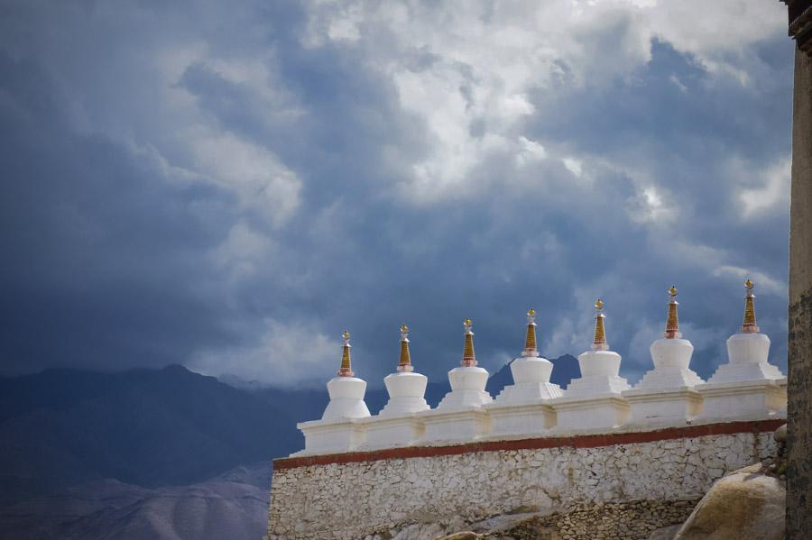 Чортены Шей. Монастыри Ладакха (Монастыри малого Тибета) © Kartzon Dream - авторские путешествия, авторские туры в Ладакх, тревел фото, тревел видео, фототуры