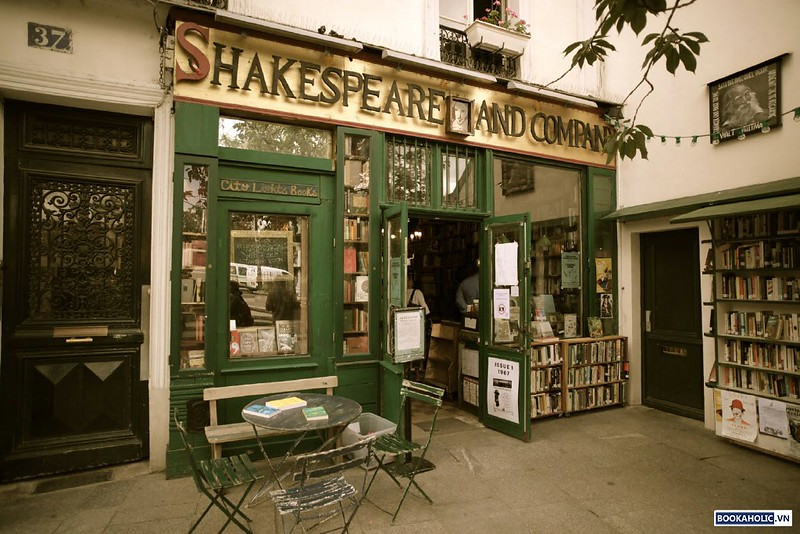 Shakespeare and Company (Paris)