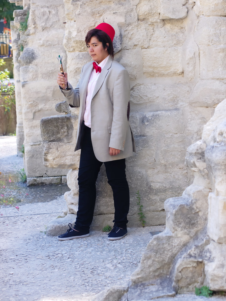 related image - Mini Shooting Avignon - Doctor Who - 2014-07-14- P1880472