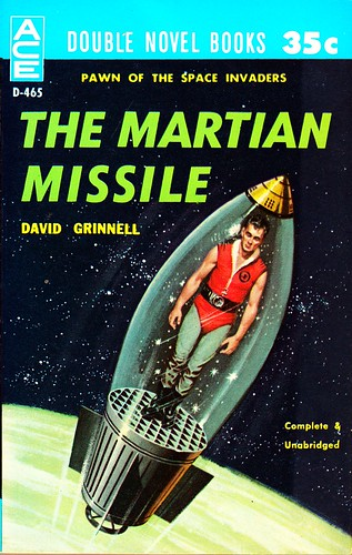 The Martian Missle