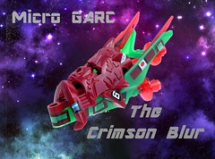 Micro GARC: The Crimson Blur