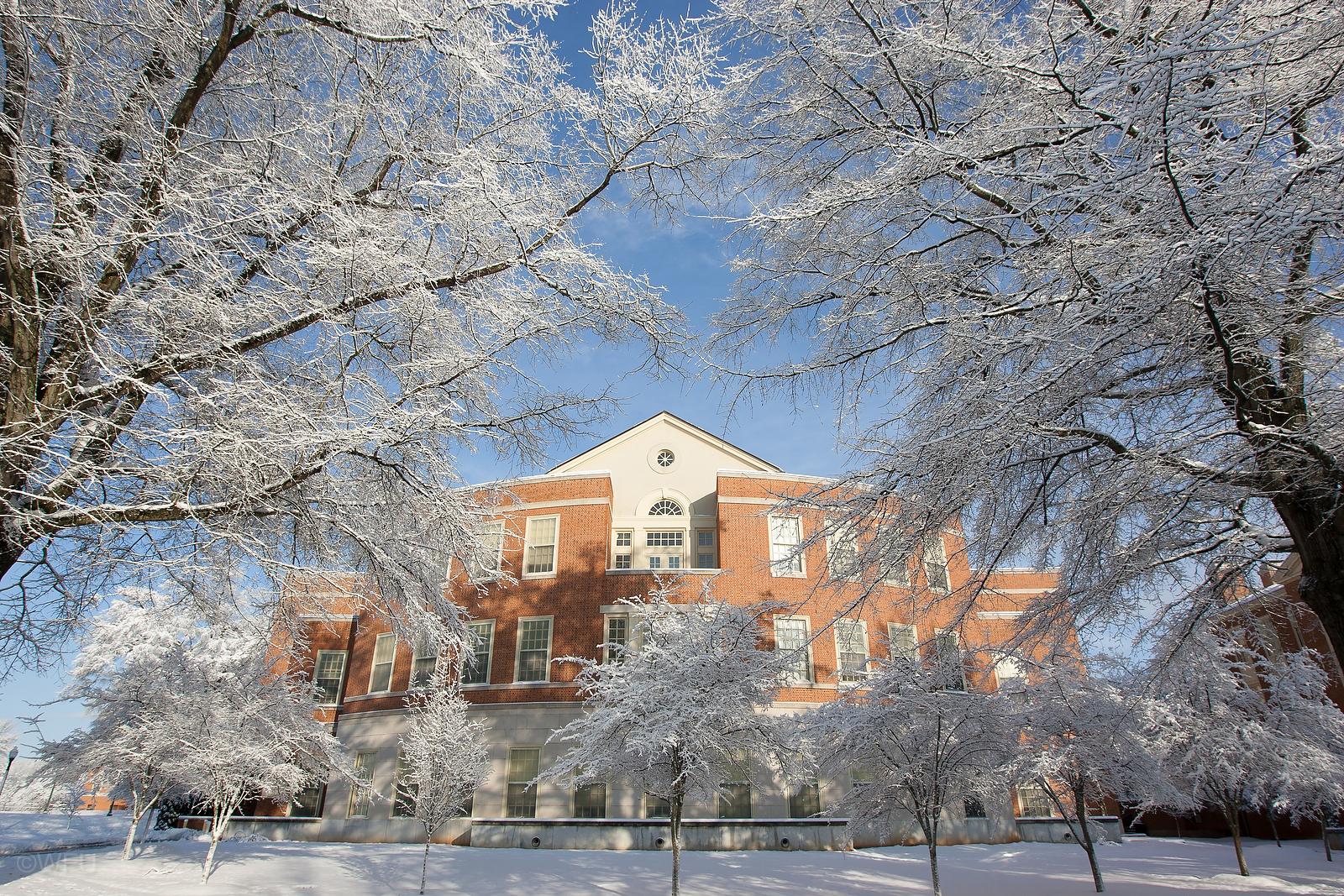 Z Smith Reynolds Library Undergraduate Admissions