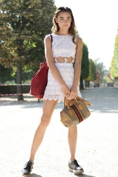 盛夏裙裝穿搭 12