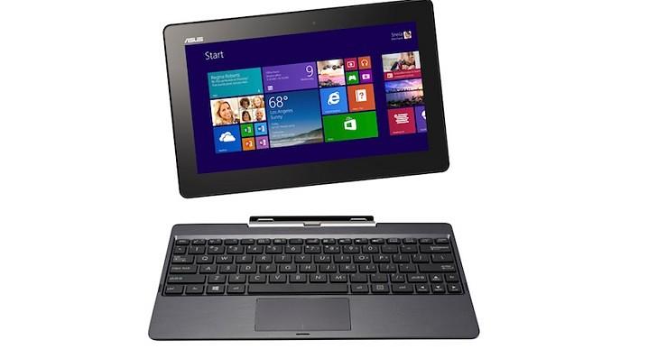Asus Transformer Book T200: tablet lai 2 trong 1 với màn hình 11.6 inch - 30596