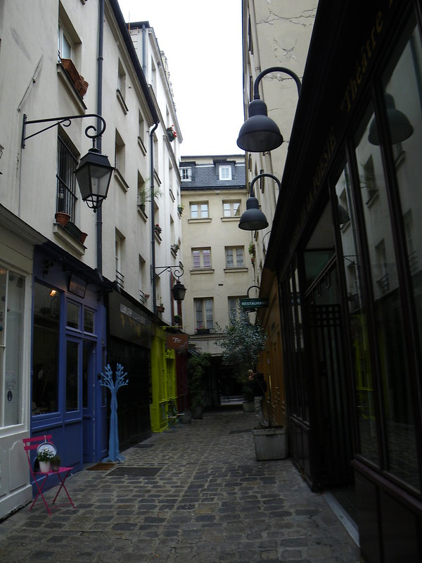 Paris walk 2010