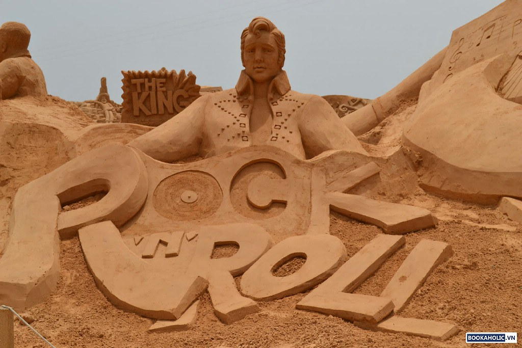 International Sand Sculpture Festival - Portugal