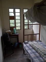 My bedroom, Hongchun Monastery, Emie Shan