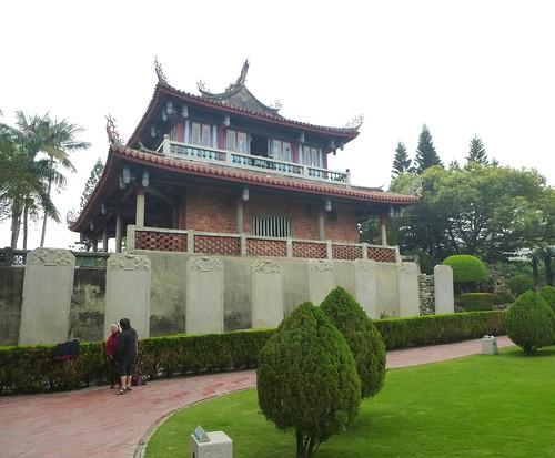 Taiwan-Tainan-Tour Chihkan (6)