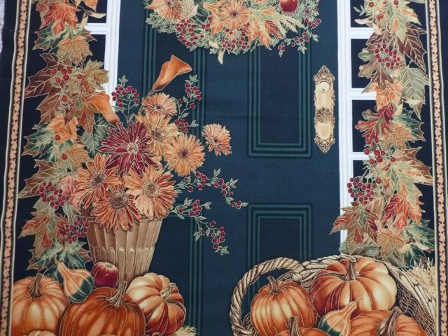 Autumn panel middle