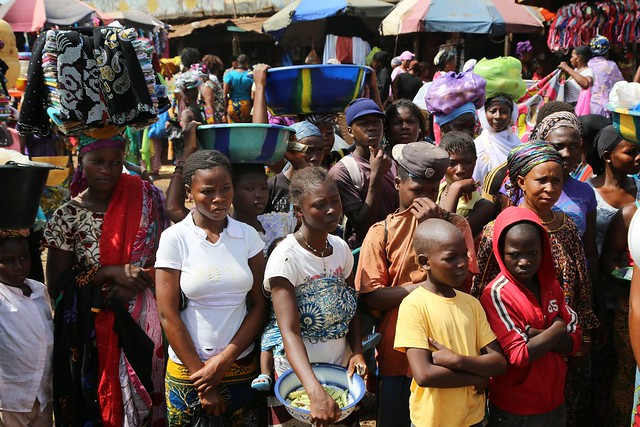 The fight against Ebola in Guinea from Flickr via Wylio