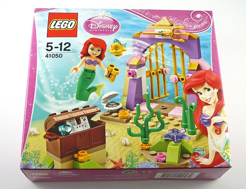 LEGO Disney Princess 41050 Ariel's Amazing Treasures 01