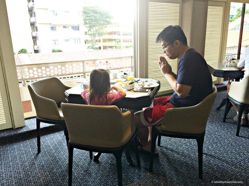 So Oddly Dreamlike | Mom Blogger on Parenting and Living in Singapore | Staycation at Village Hotel Katong