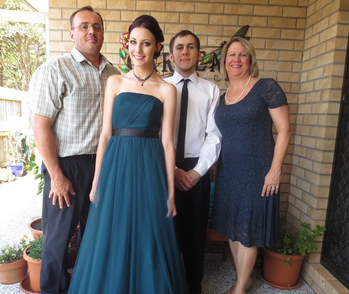Growing Pains - family photos are very rare once the kids grow up!