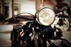 BMW vintage Bike