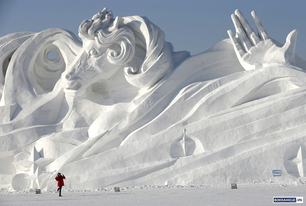 The Sapporo Snow Festival - Japan