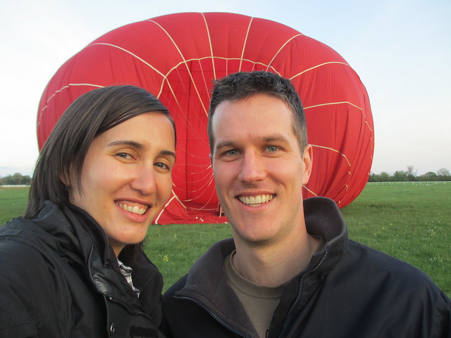 Hot Air Ballooning Cambridgeshire