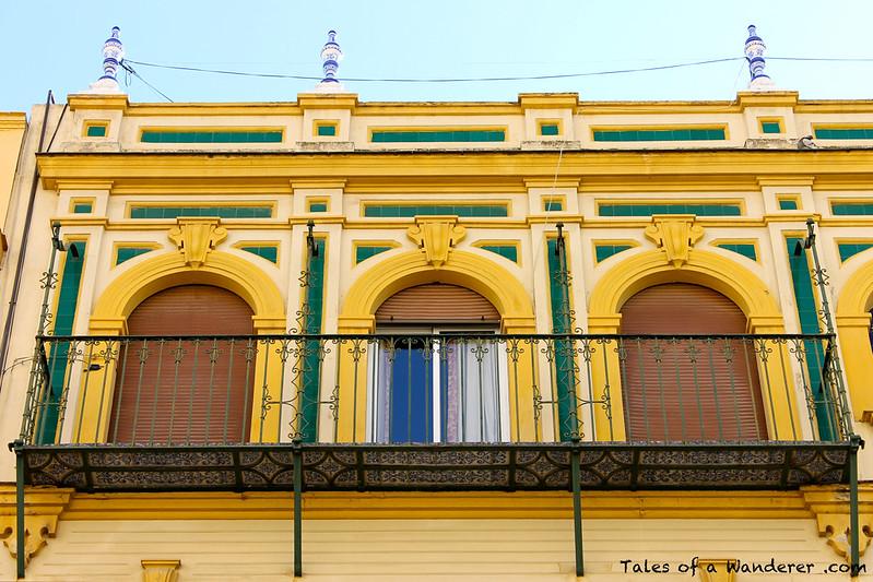 SEVILLA - Calle Pastor y Landero
