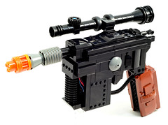 Electronic LEGO DL-44 Blaster Pistol