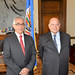 Secretary General Meets with Inter-American Court of Human Rights Judge García Sayán