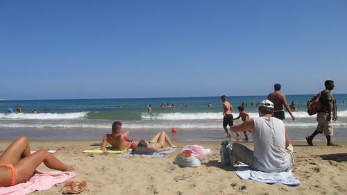 Trabia Beach Sicily