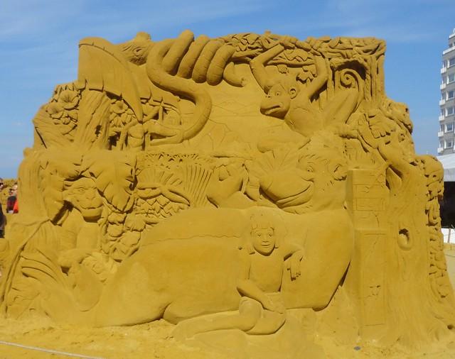 Sculpures sur sable Disney - News Touquet p.1 ! 14933936756_281ec8d928_z