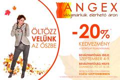 ANGEX Flyer Dunakeszi