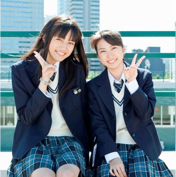 Đồng phục học sinh Nhật Bản Đẹp, Kute, luôn HOT 28