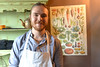 Chef Phillip Frankland Lee at Gadarene Swine