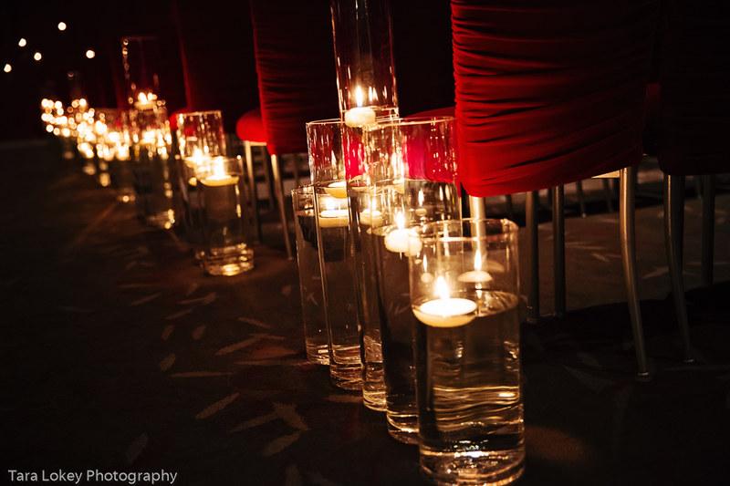 Decor Ceremony:  Light the Way