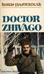 Fontana Books 1354 - Boris Pasternak - Doctor Zhivago