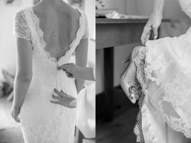 wedding shoes and dress 2