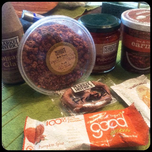 Foodie Penpal – August 2014 post image