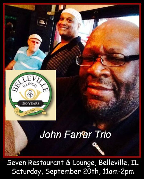 John Farrar Trio 9-20-14