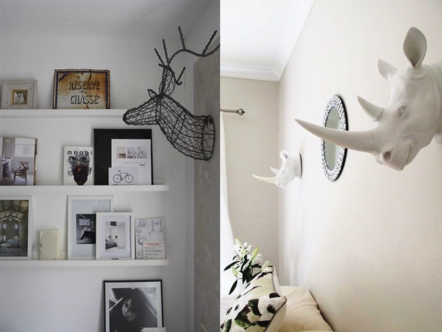 DECORAR CON CABEZAS DE ANIMALES 8