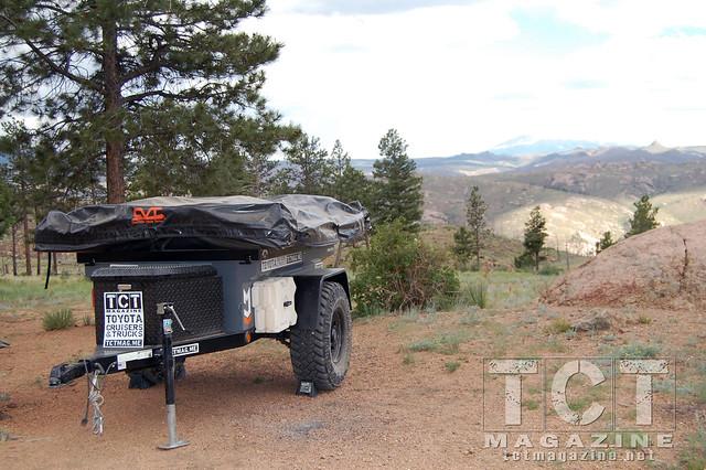 MORV Explore Upgrades Trailer Parked
