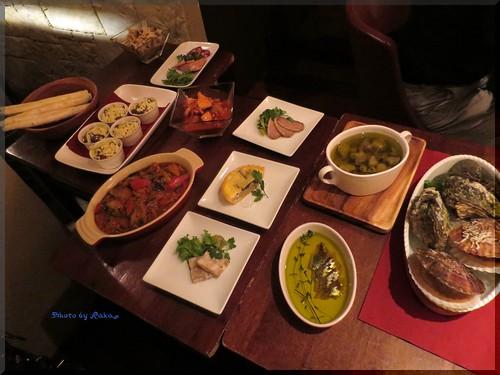 Photo:2014-09-09_T@ka.の食べ飲み歩きメモ(ブログ版)_【銀座】Calcifer's Grill alla Toscana(イタリアン)光り輝く山形牛ランプ肉の炭火焼きを堪能_01 By:logtaka