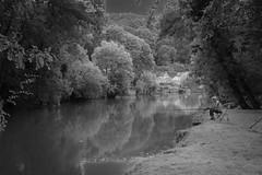 Le Pêcheur De La Chartre-sur-le-Loir