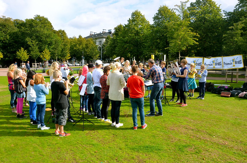 Framåt Brass i Göteborg