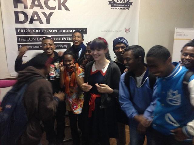 Science Hack Day Tana