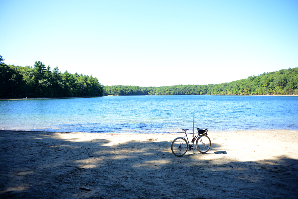 Rawland Rolling: Walden Pond
