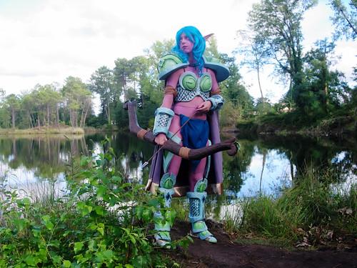 Shooting Huntress - World of Warcraft - 2014-08-07- P1900522